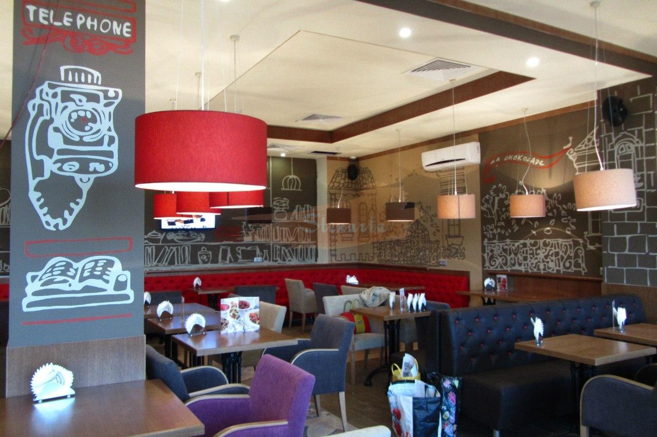 Кафе Кальян - Кафе Кальян банкетный зал до 70 человек