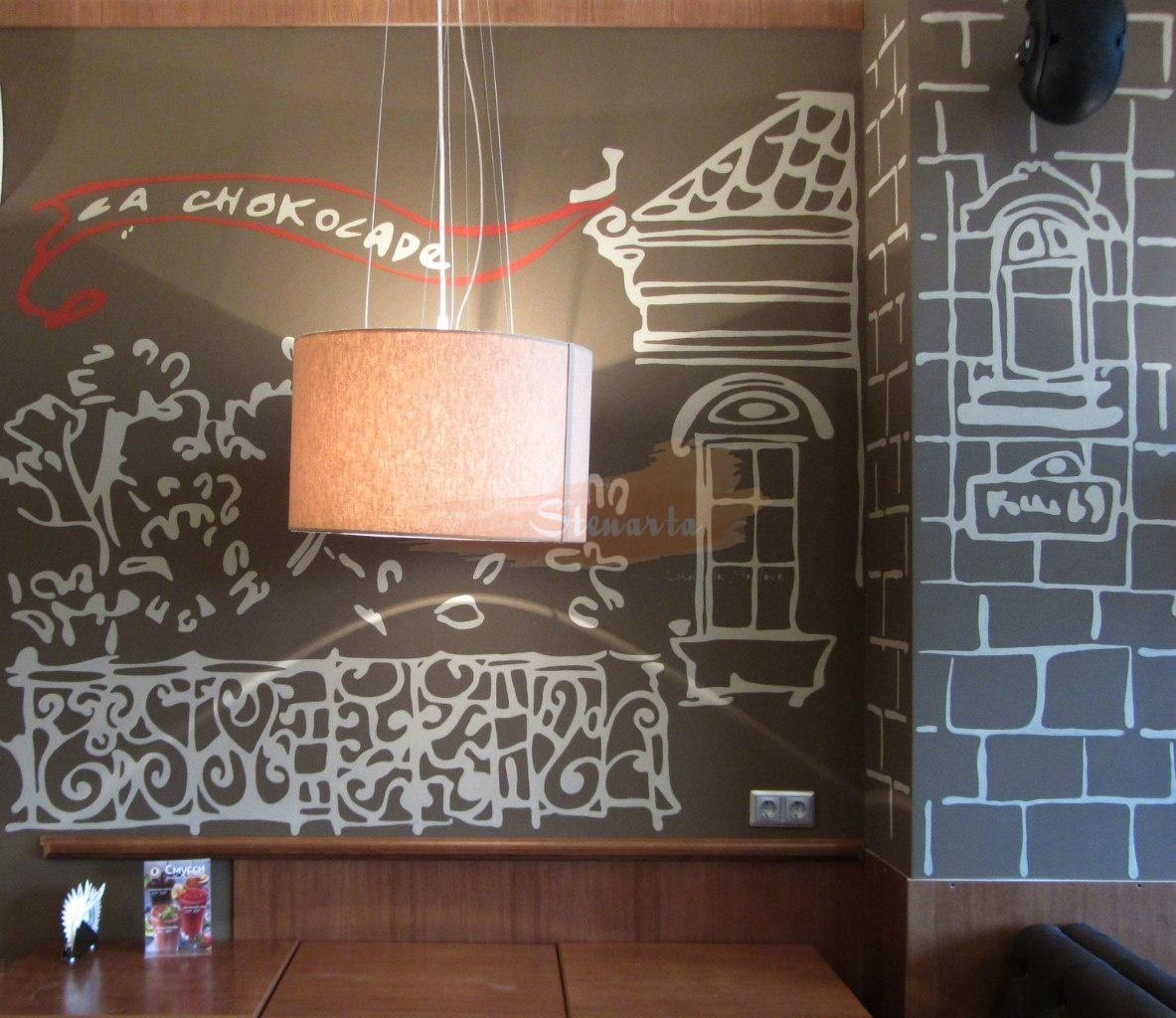 Дизайн кафе с чего начать и как сделать своими руками 98